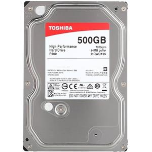 TOSHIBA P300 HDWD105 Internal Hard Drive 500GB
